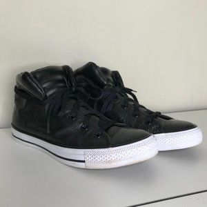Converse All Stars Chuck Taylor Leather High Tops